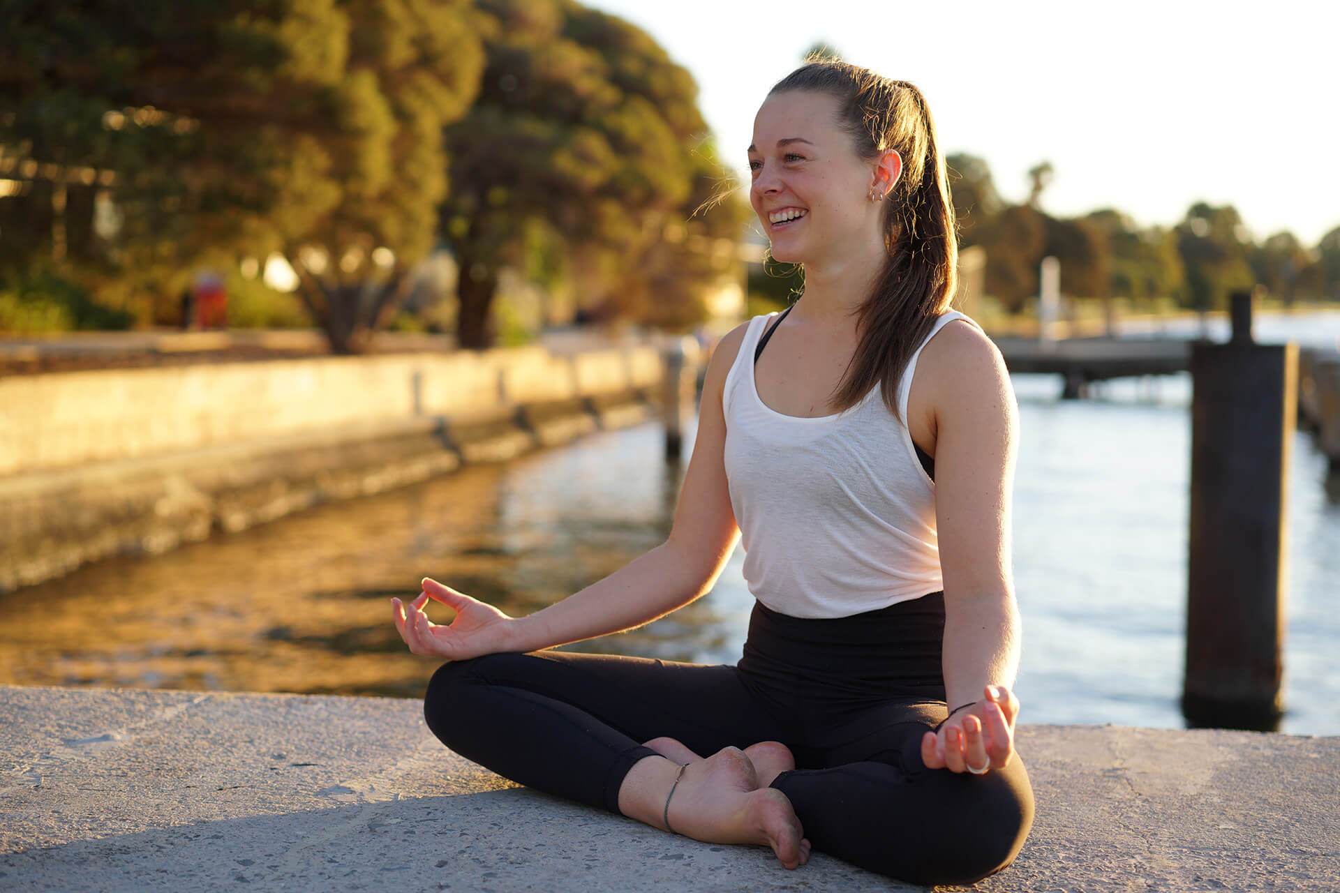 Clare Young Yoga – home image